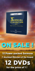 Buy your 3rd Annual Convention DVD Pack