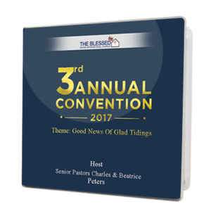 3rd Annual Convention CD Pack