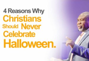 4 Reasons why Christians should never celebrate Halloween