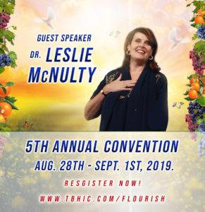 Dr. Leslie McNulty