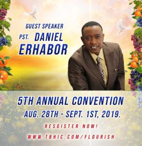 Pastor Daniel Erhabor