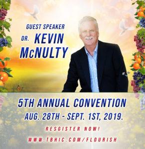 Dr. Kevin McNulty