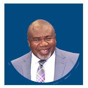 Pastor Charles Peters