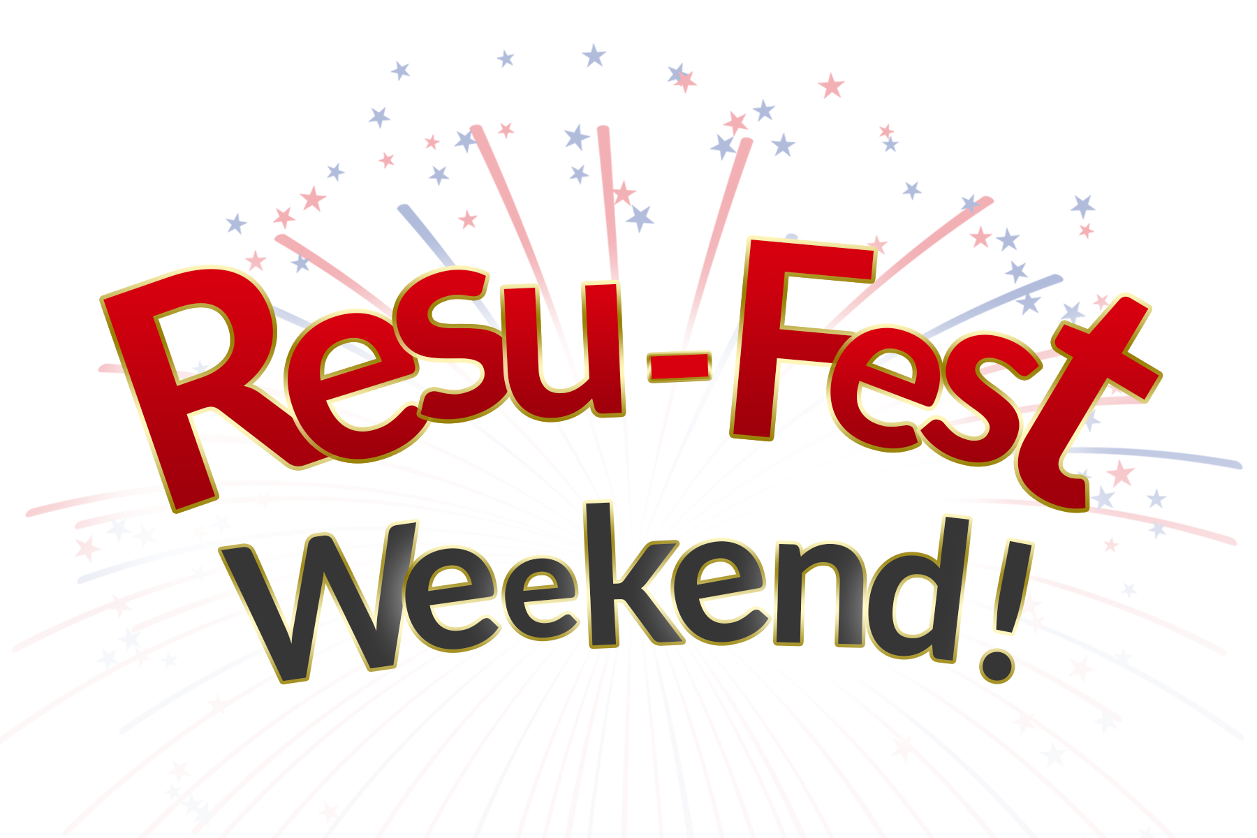 RESU-FEST WEEKEND 2019 logo 2
