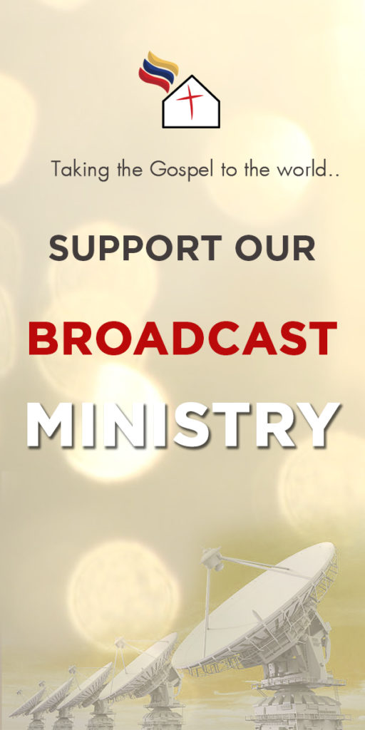 Support Our Broadcast Ministry