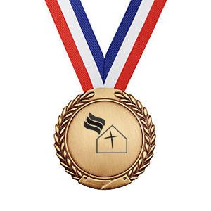 TBHIC Medals Bronze