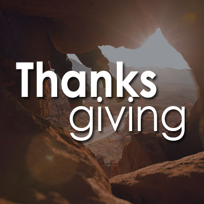 The Blessed House International Church - Thanks giving
