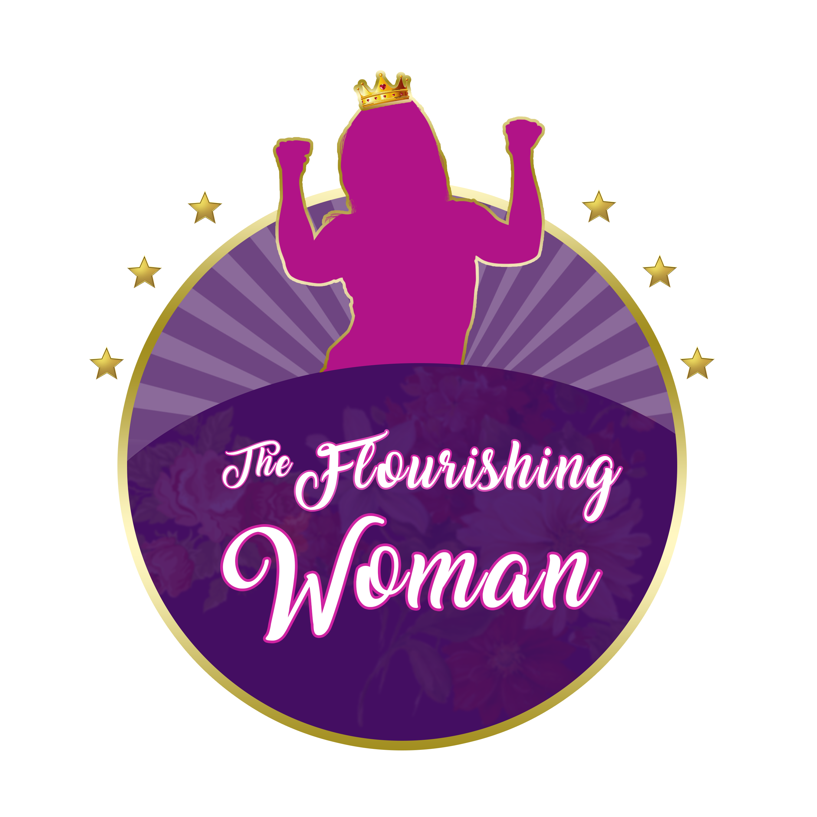 The Flourishing woman logo 2