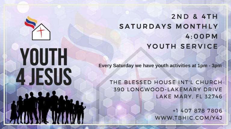 The Blessed House International Church - Youth4Jesus